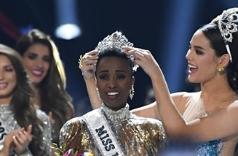 """""""Ganar con el pelo y la piel que tengo es algo verdaderamente mágico"""": Miss Universo 2019 1"""