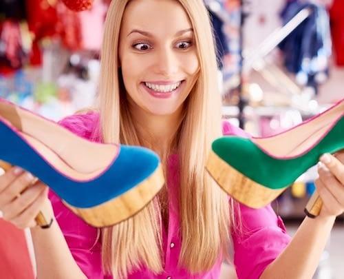 Como elegir los zapatos correctos  para que no afecten tu salud. 1