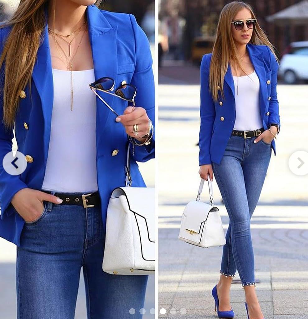 Como vestir elegante mujer 7