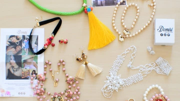 Que tan importante son los accesorios para lucir bella y esplendorosa. 2