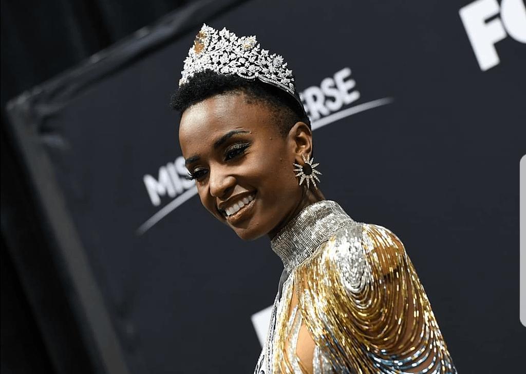 """""""Ganar con el pelo y la piel que tengo es algo verdaderamente mágico"""": Miss Universo 2019 4"""