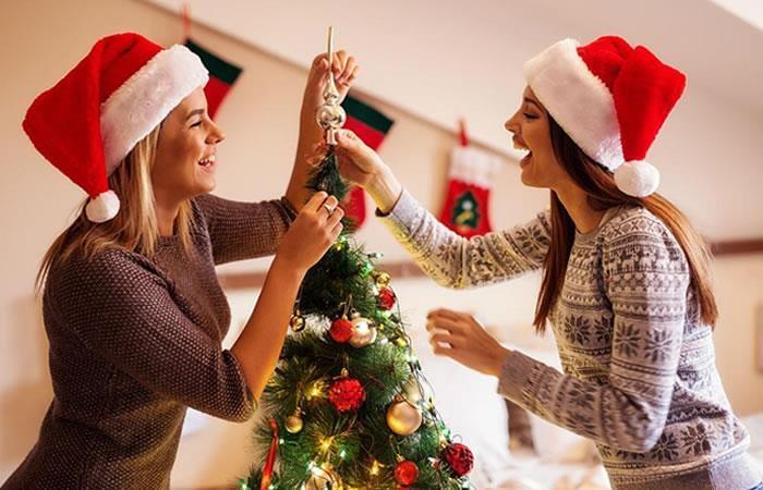 Como decorar mi arbol de navidad sin gastar mucho dinero 1