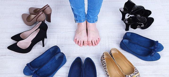 Elige la mejor forma y mas fácil para escoger el calzado adecuado ¿Como lo encuentro? 1
