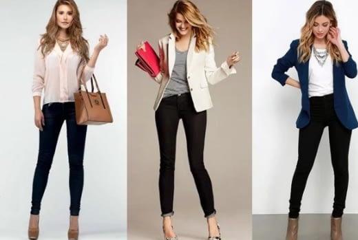 Como vestir elegante para una reunion de trabajo 6
