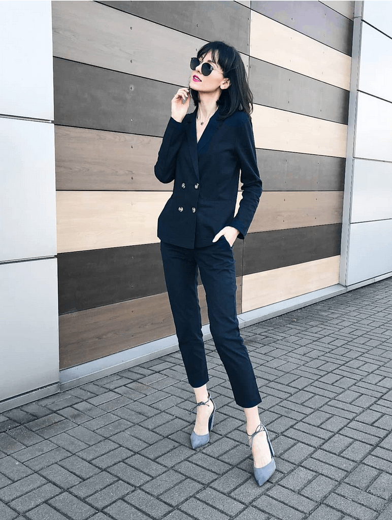 Como vestir elegante mujer 10
