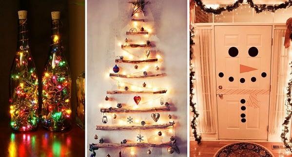 Como decorar mi arbol de navidad sin gastar mucho dinero 2