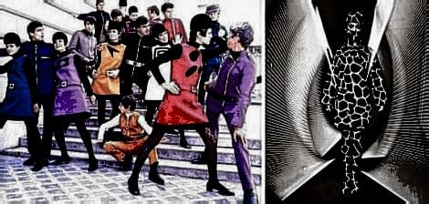 La generaciones de diseños de moda conceptual 2