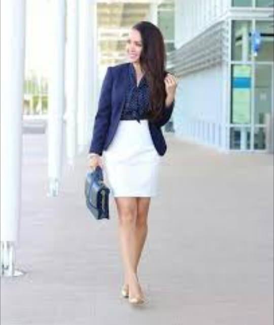 Como vestir elegante para una reunion de trabajo 2