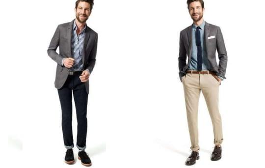 Como vestir elegante para una reunion de trabajo 4
