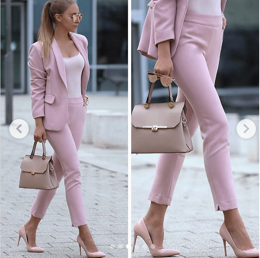 Como vestir elegante mujer 4