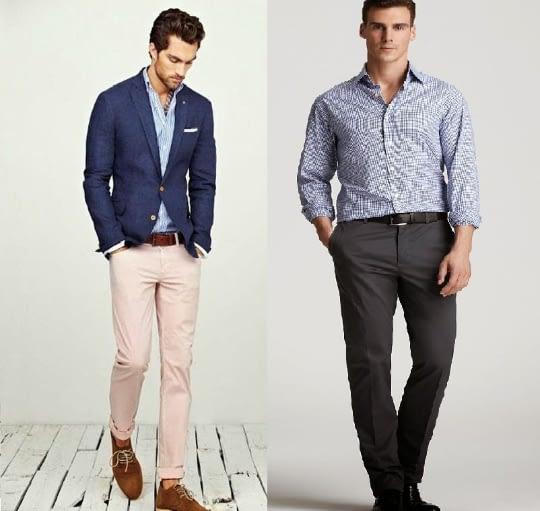 Como vestir elegante para una reunion de trabajo 5