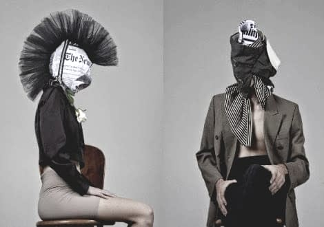 La generaciones de diseños de moda conceptual 7