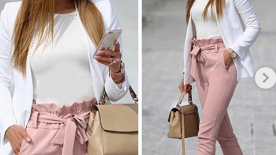 Como vestir elegante mujer 1
