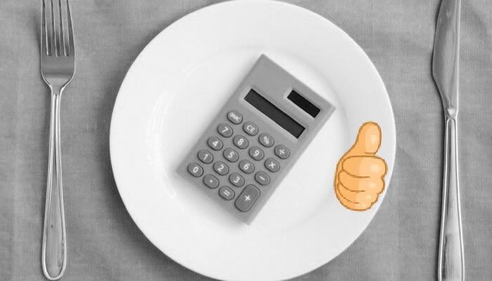 Como cacular las calorias que debemos consumir 1