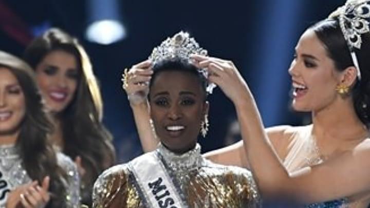 """""""Ganar con el pelo y la piel que tengo es algo verdaderamente mágico"""": Miss Universo 2019 7"""