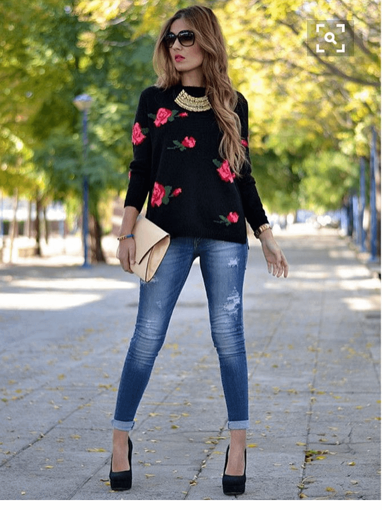 Como vestir elegante mujer 12