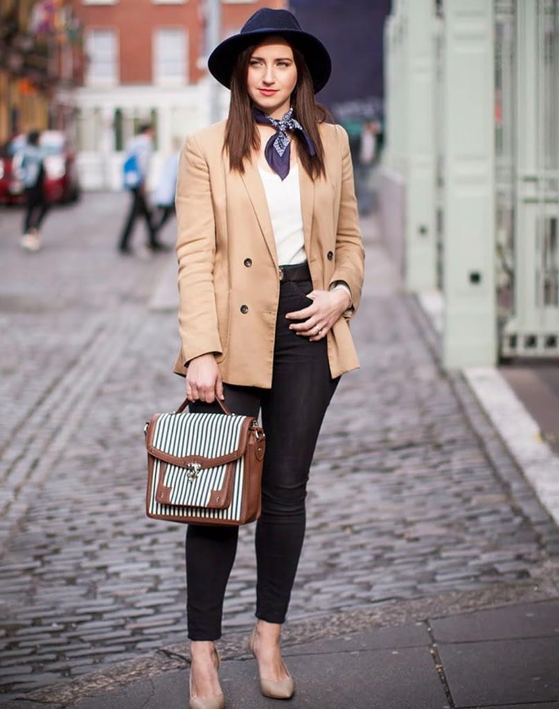 Como vestir elegante mujer 11