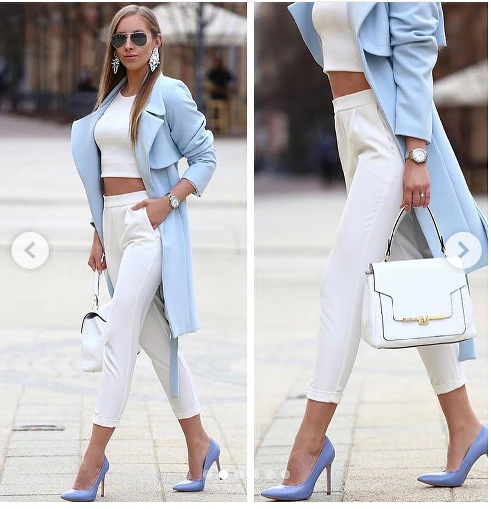 Como vestir elegante mujer 6