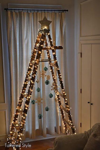 Como decorar mi arbol de navidad sin gastar mucho dinero 3
