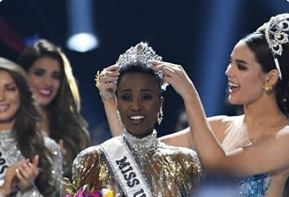 """""""Ganar con el pelo y la piel que tengo es algo verdaderamente mágico"""": Miss Universo 2019 3"""