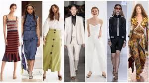 Comienza desde ya, así sera la moda en el 2020 2